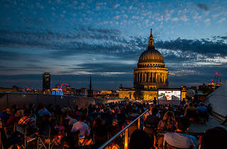 Five gorgeous London locations where you can watch outdoor movies this summer