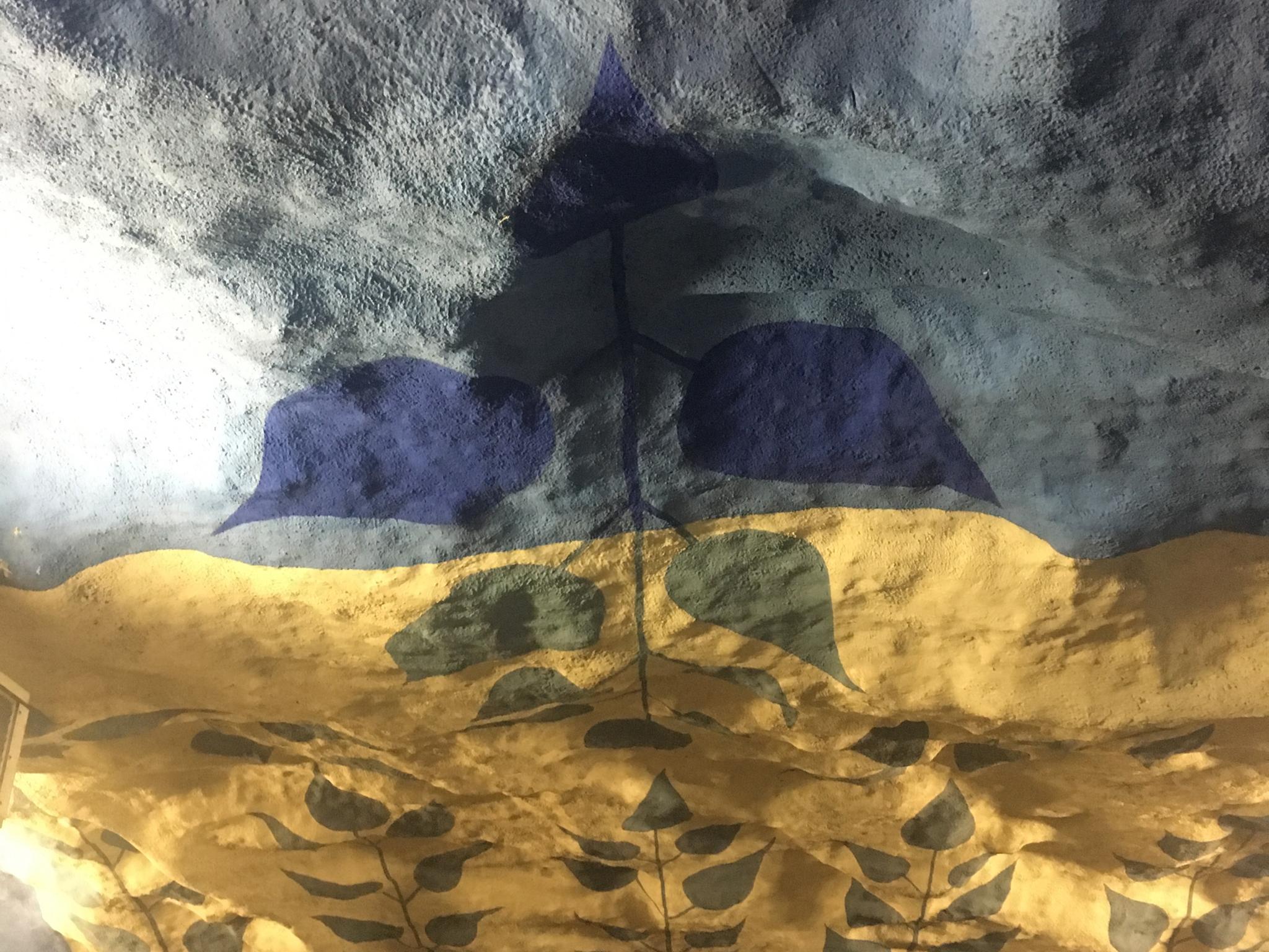 See art underground