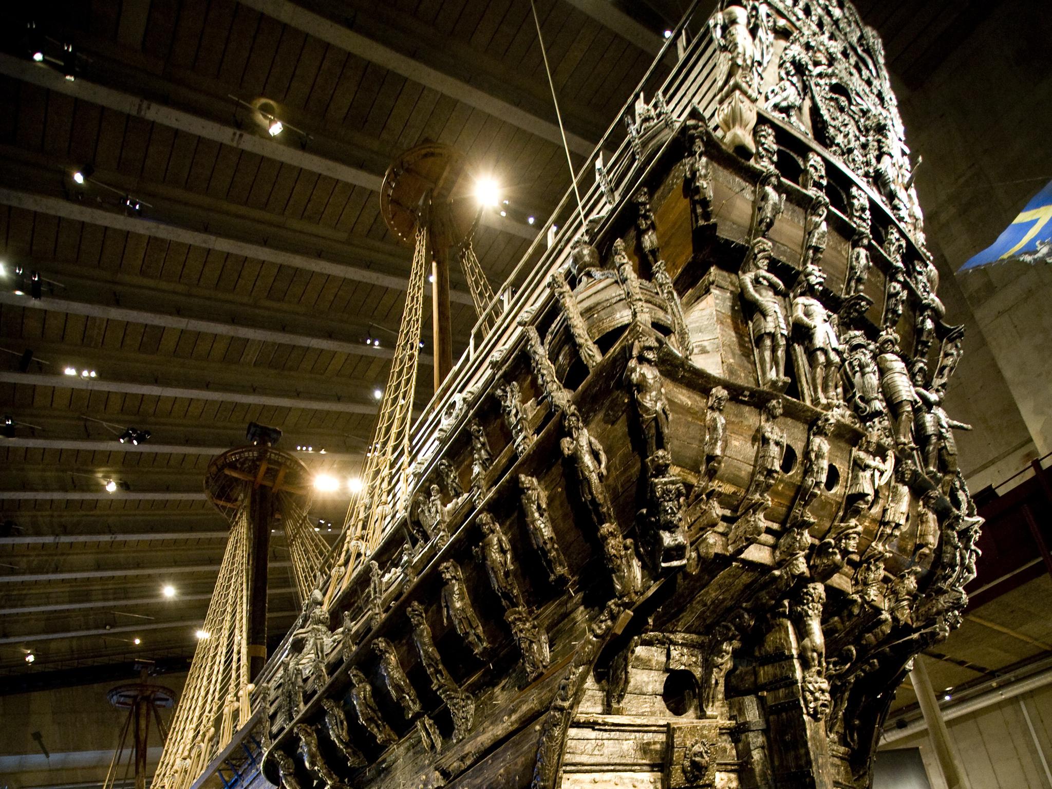 Visit the Vasa Museum