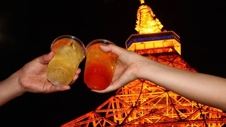 TOKYO TOWER HIGHBALL GARDEN