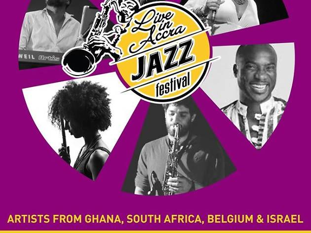 Live in Accra Jazz & Highlife Festival 2017