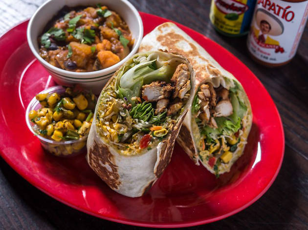 The best burritos in NYC