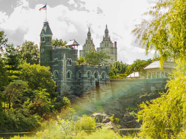 The enchanting castle in the middle of Central Park is closing for renovations