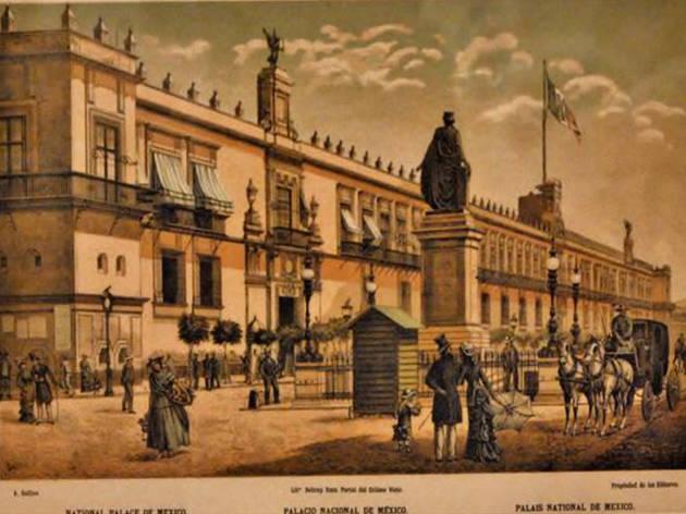 Impresiones de México: la estampa y las publicaciones ilustradas en el siglo XIX