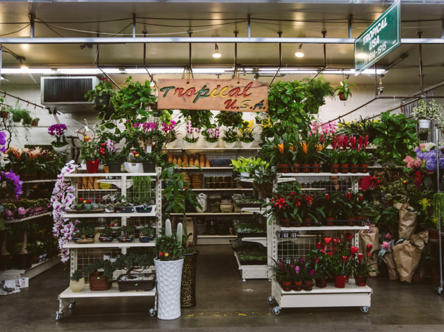 Shoppers Guide To The Original La Flower Mart For Fresh Blooms