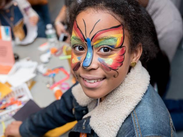 Sugar Hill Children's Museum of Art and Storytelling Birthday Parties