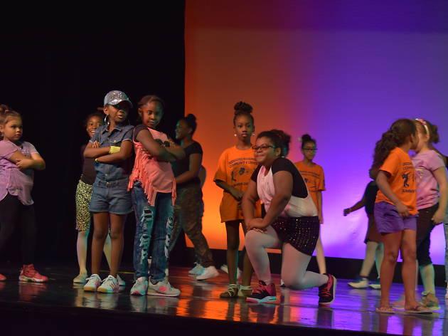Goddard Riverside Performing Arts Camp