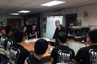 Barista Guild Asia