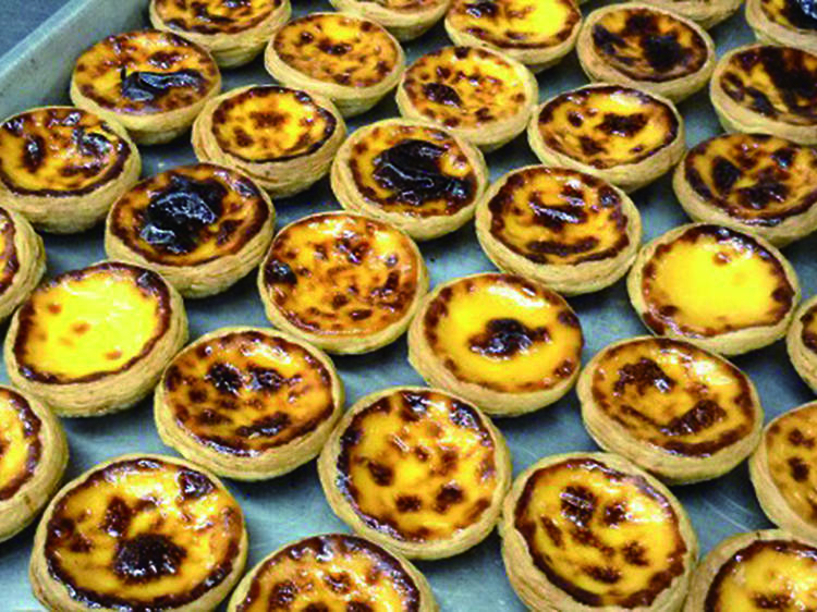 Head over to The Venetian for ONE Championship and pick up some egg tarts at Lord Stow along the way