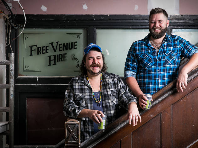 The Lansdowne is reopening and will host live gigs