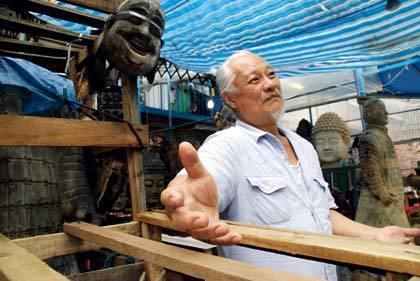 The shop-keeping grand master: S.C. Tong