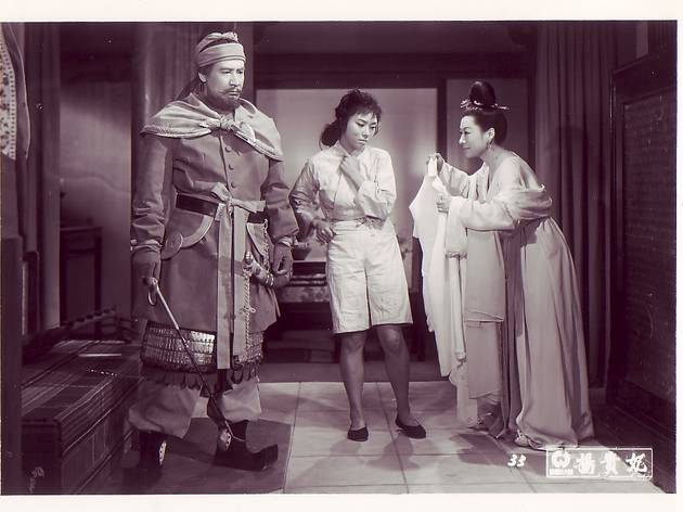 a imperatriz yang kwei fey