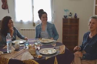 Paupiette, plateforme qui propose aux étudiants de déjeuner chez des mamies, débarque à paris !