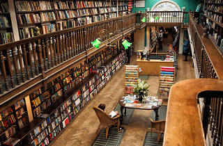 Five unbelievable conversations that really happened in a London bookshop