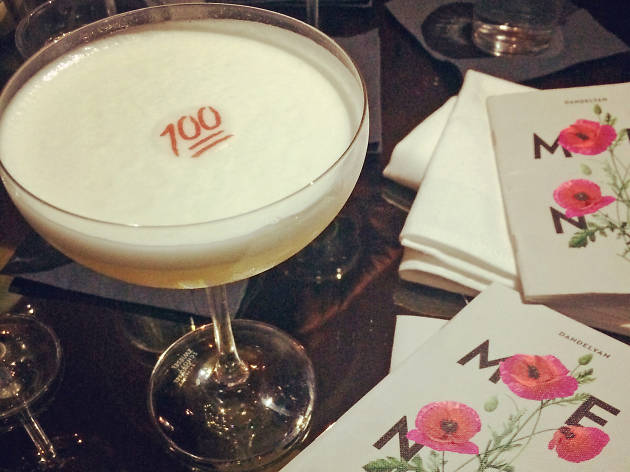 london's best quirky cocktails, dandelyan