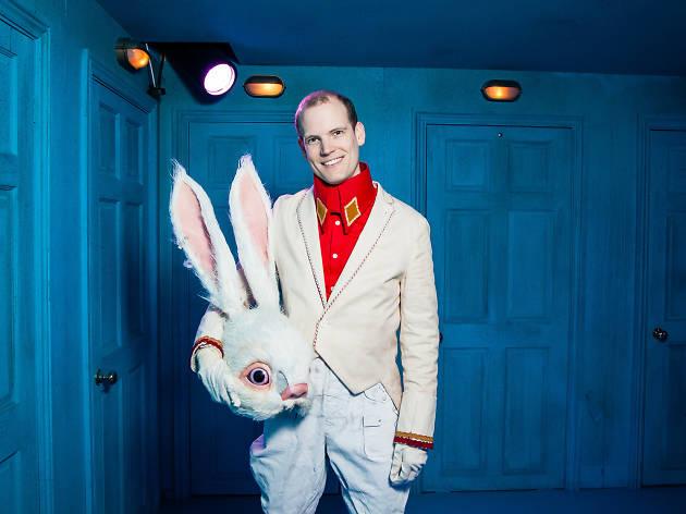 Alice's Adventures Underground – Tom Syms, White Rabbit