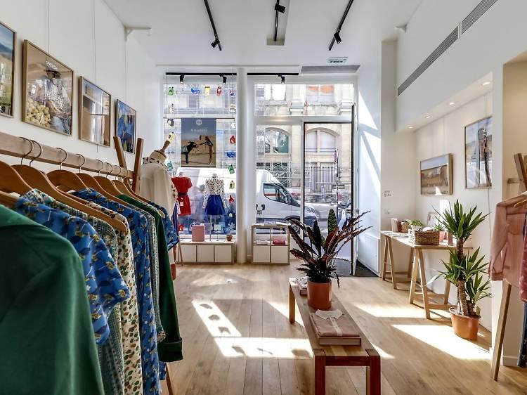 La griffe de prêt-à-porter Soi Paris fête ses 1 an avec un chouette pop-up store