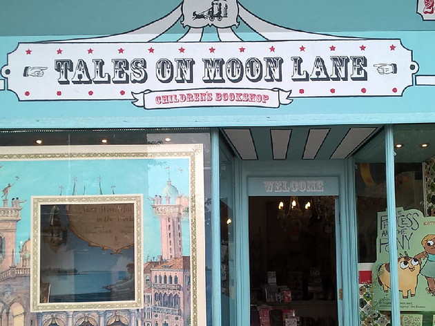 Tales On Moon Lane Children's Bookshop