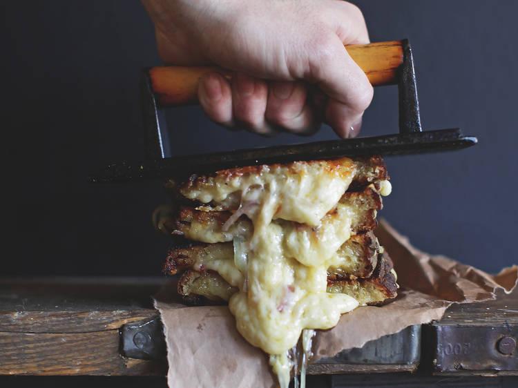 The Cheese Bar