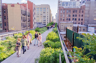 The High Line's kicking off the summer season with an all-day party
