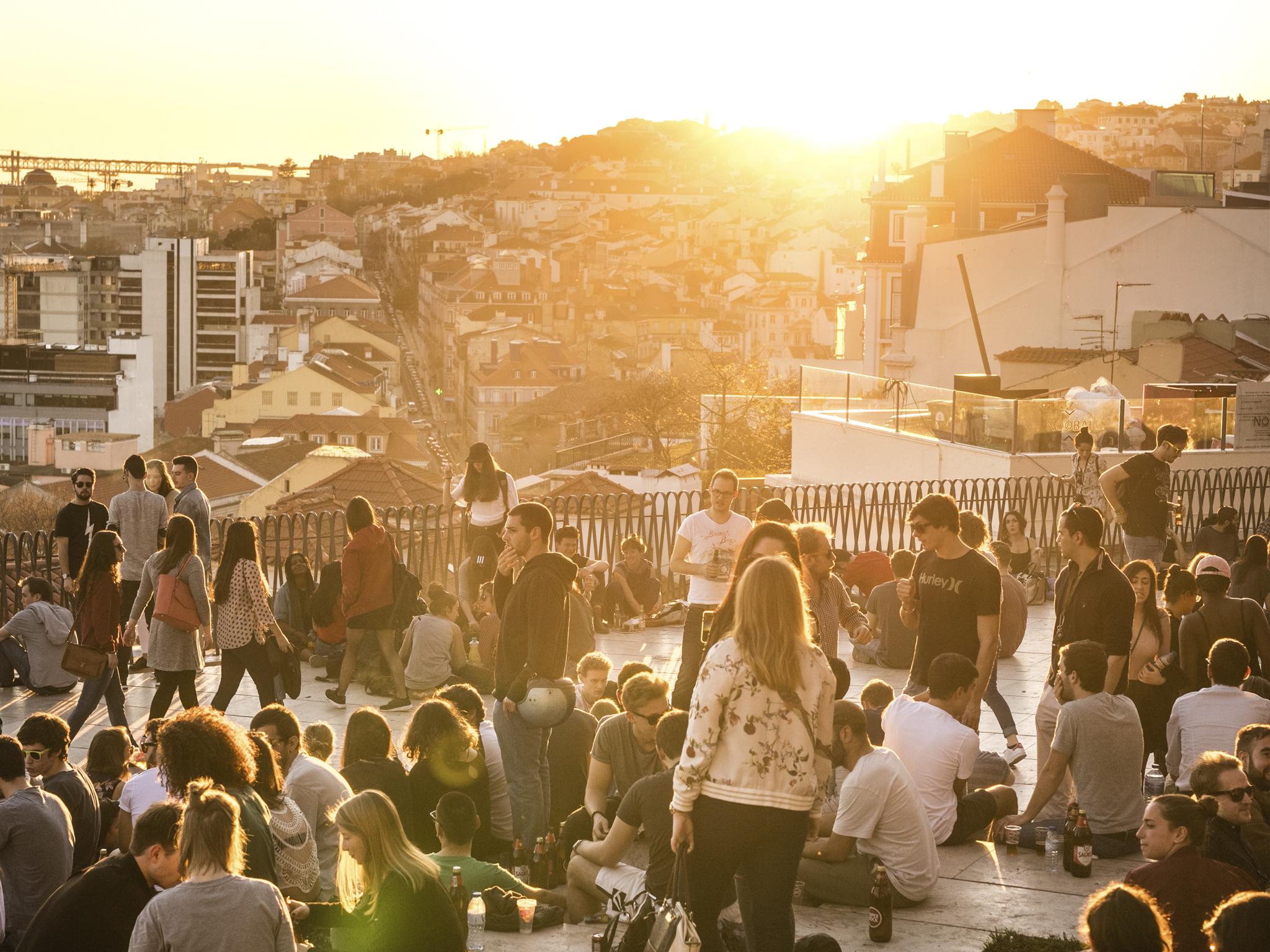 Os melhores quiosques em Lisboa