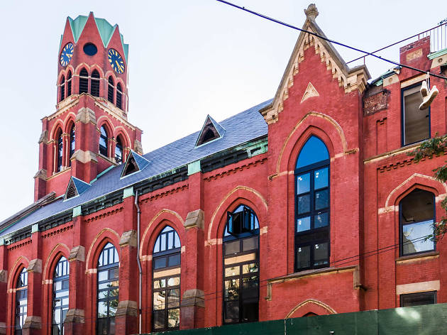 You can live in a 19th century Brooklyn church for $822 per month