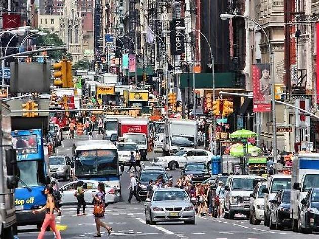 The noisiest neighborhoods in New York are also the healthiest