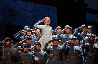 'La Fille Du Régiment ' opera screening