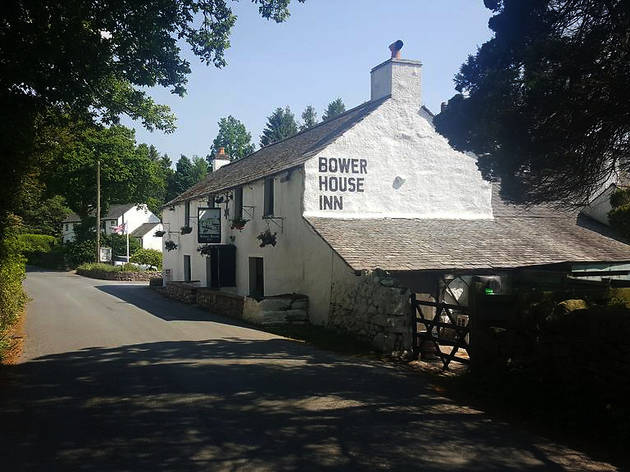 Cheap Hotels - Lake District - Bower House Inn
