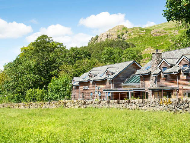 Cheap Hotels - Lake District - The Lodge in the Vale