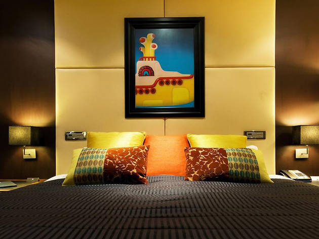 Best Hotels - Liverpool - Hard Days Night Hotel