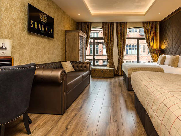 Best Hotels - Liverpool - The Shankly