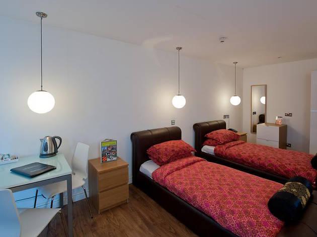 Cheap Hotels - Liverpool - Parr Street Hotel