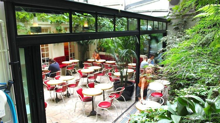 The best hidden terraces in Paris