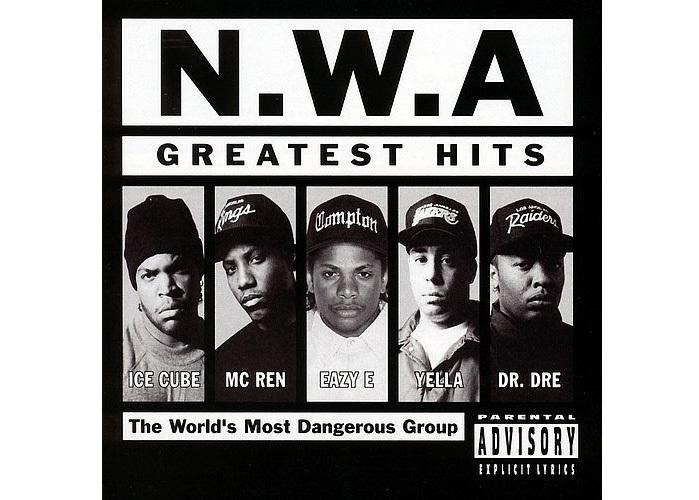 """""""Fuck Tha Police"""" by N.W.A"""