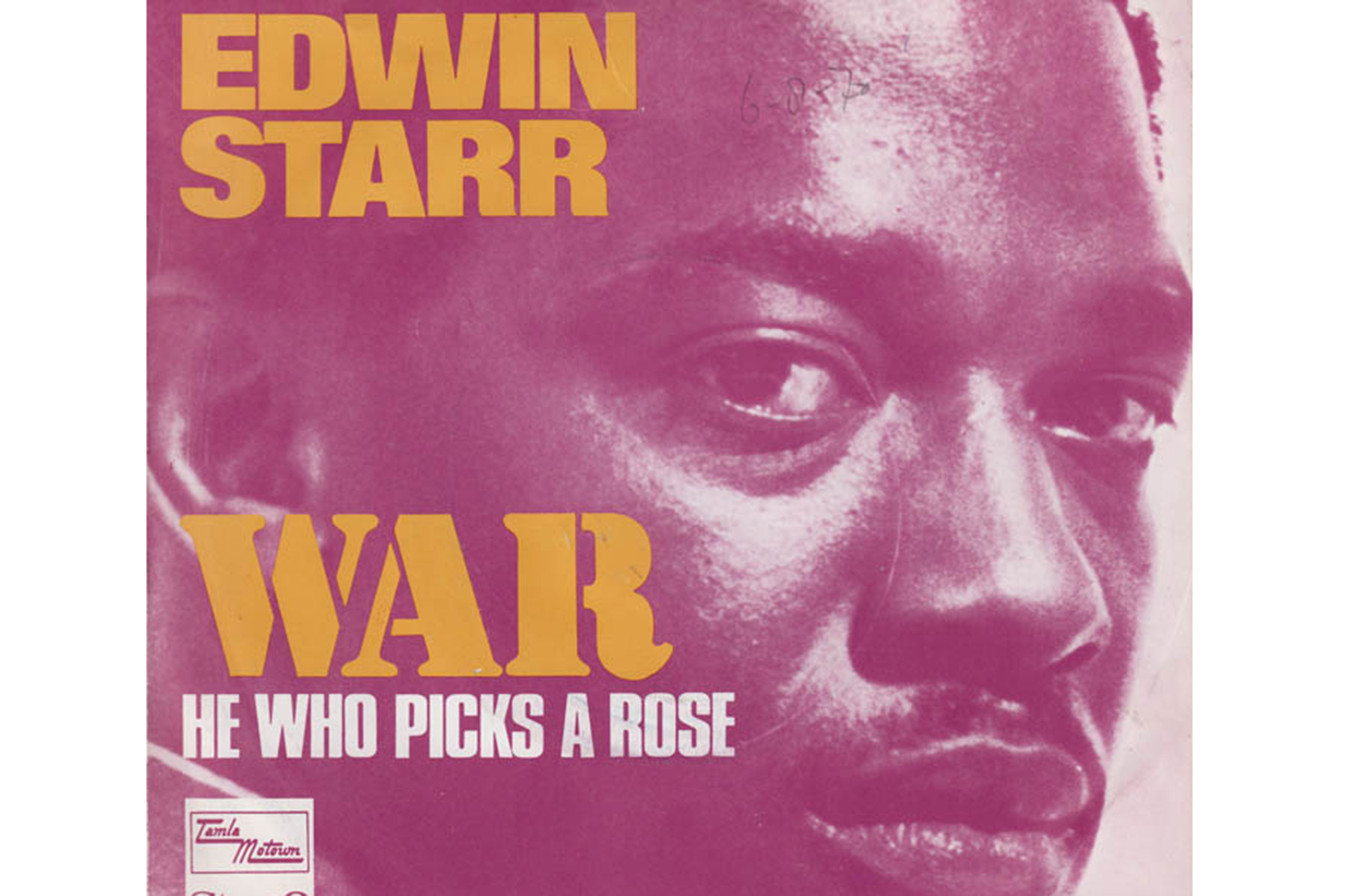 """War"" by Edwin Starr"