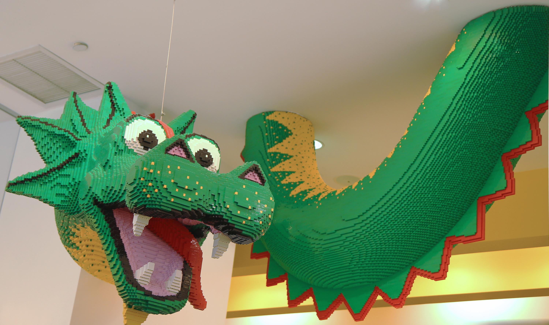LEGO Store Flatiron Birthday Parties