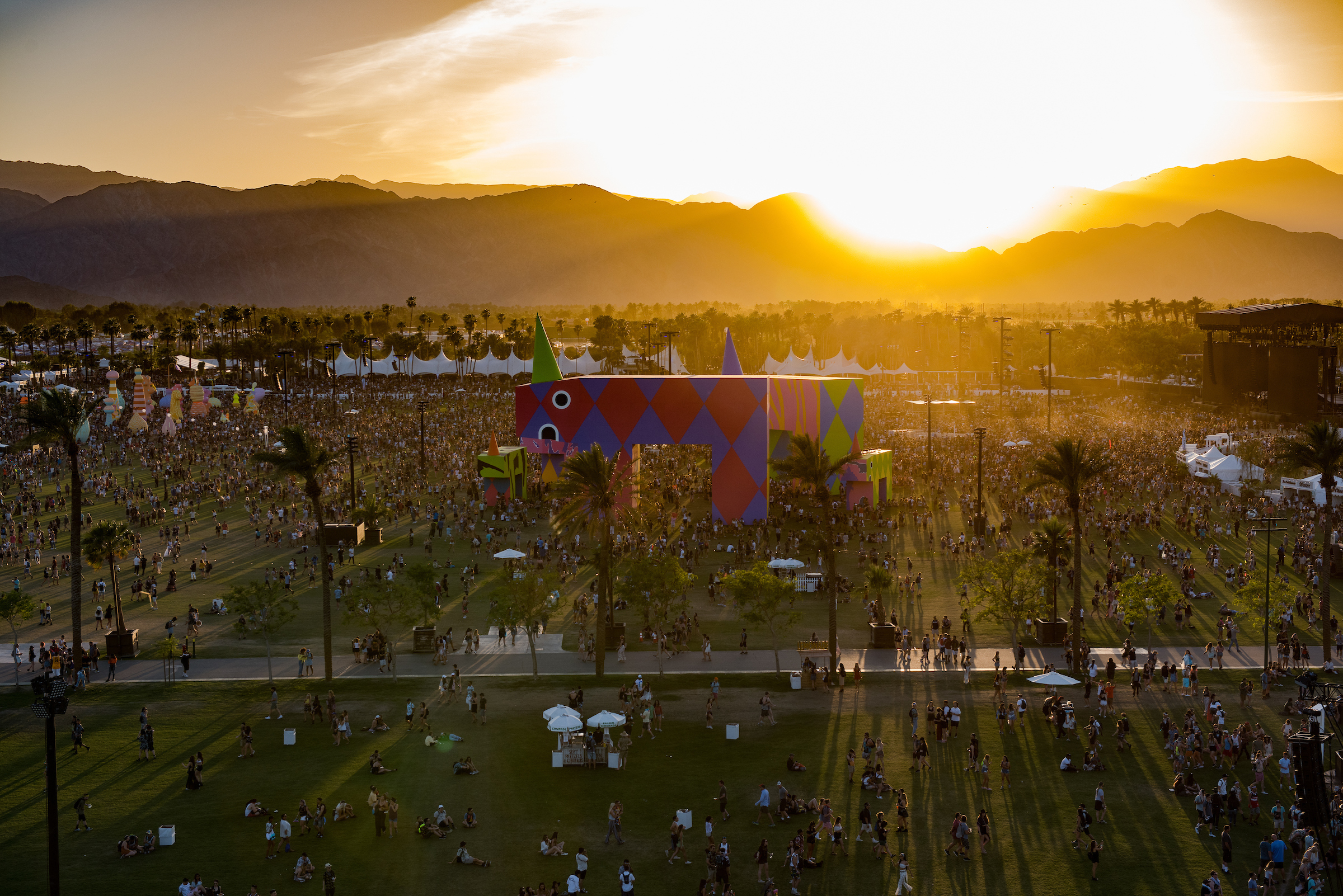 See the celebrities spotted at Coachella 2017