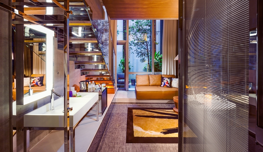 The best hotels for a staycation in Singapore