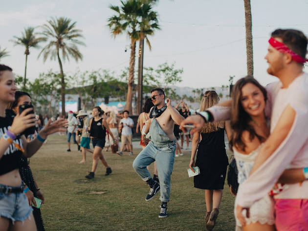 The most insane things we overheard at Coachella 2017