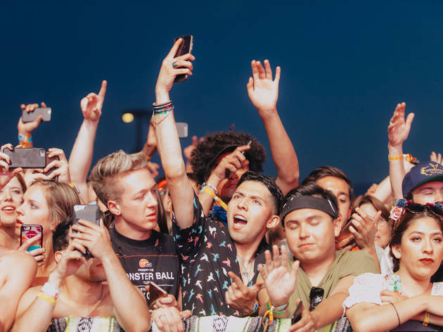 Here's how to watch the Coachella 2018 live stream