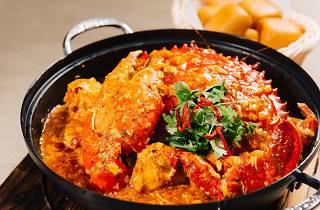 Jumbo Seafood, Chilli crab