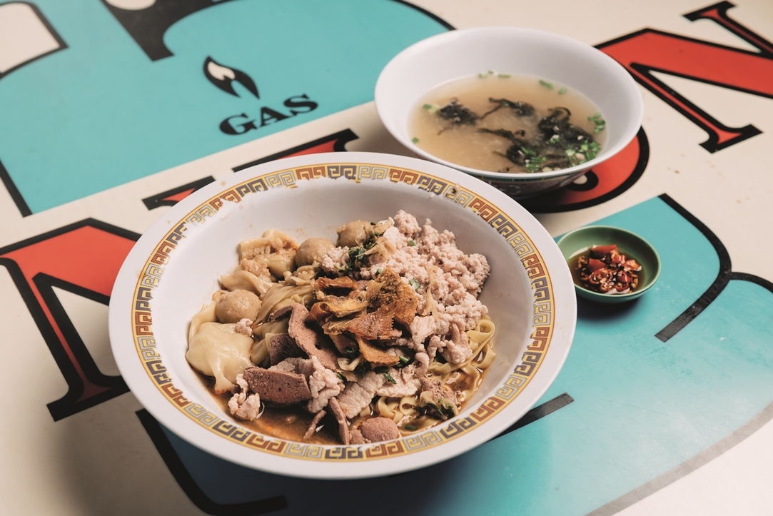 Hill Street Tai Hwa Pork Noodles