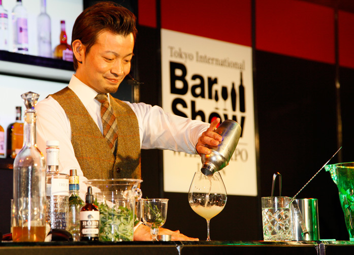 Tokyo International Bar Show & Whisky Expo Japan