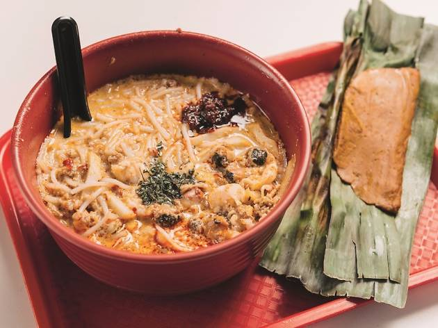 The ultimate laksa showdown