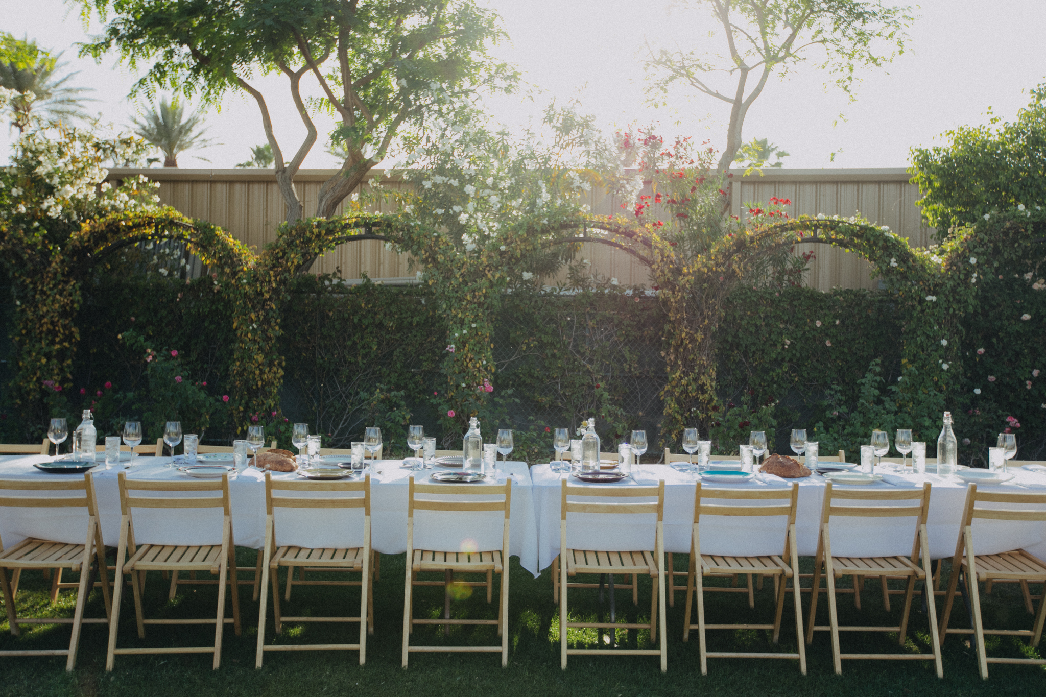 Check out the lineup for Coachella 2019's Outstanding in the Field dinner series