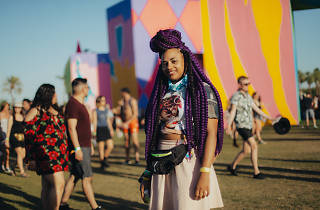 The best festival fashion from Coachella 2017