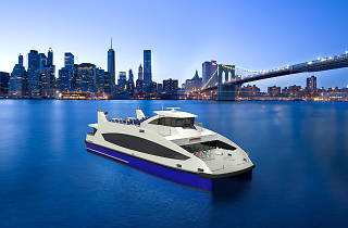 The schedule for the new NYC Ferry service has been released