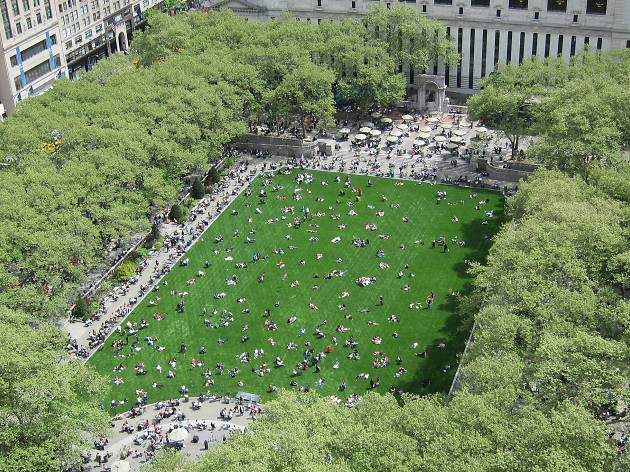 The best picnic spots in NYC