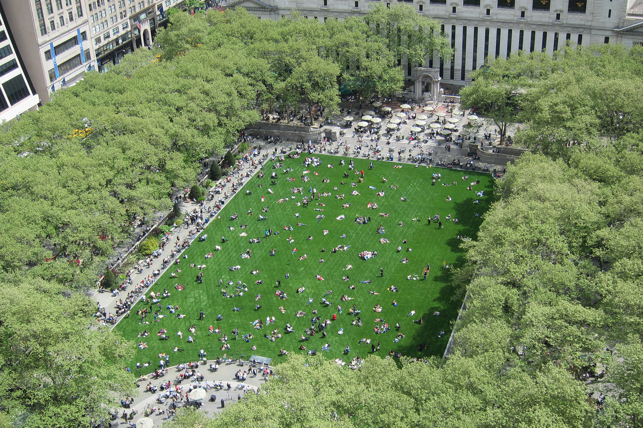 Check out the best picnic spots in NYC